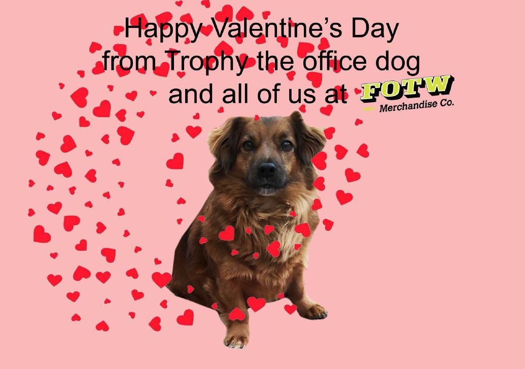 Tophy Valentines